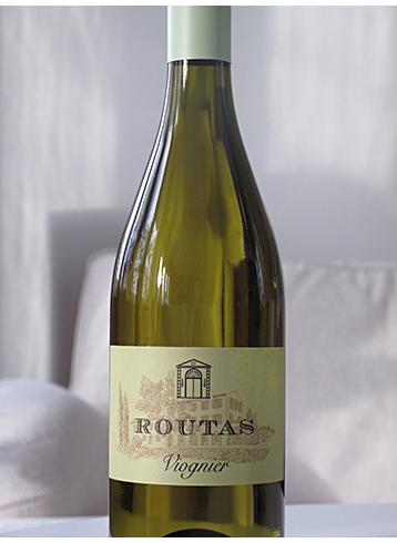 Viognier franskt vin